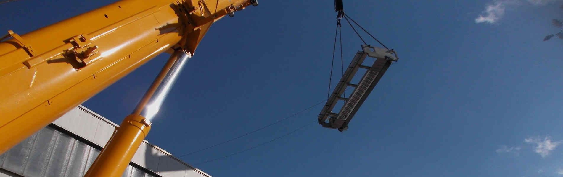 Acorsys está especializado en el transporte e instalación de maquinaria del sectyor del cartón