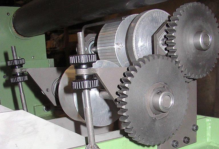 Acorsys tiene capacidad para diseñar equipos especiales para la industria de la maquinaria del cartón