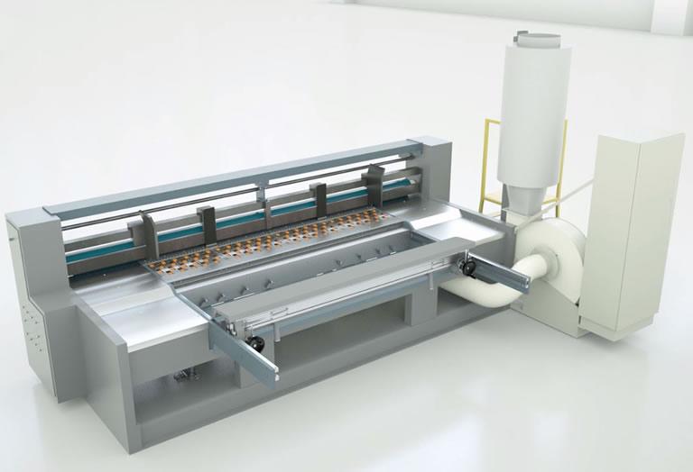 Acorsys está especializado en realizar retrofits estandar para maquinaria de la industria del cartón