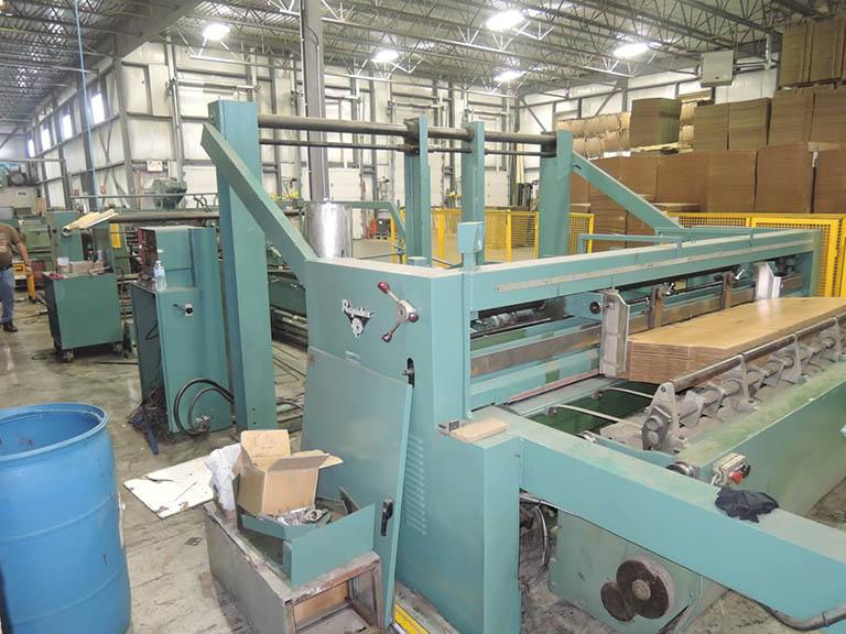 Reparación y puesta a punto de máquina cosedora RAPIDEX