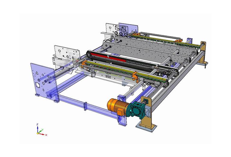 Acorsys ofrece dos líneas de maquinas a medida para la industria del cartón
