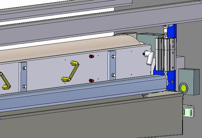 Acorsys realiza el retrofit estandar de Cámara cerrada de doble rasqueta