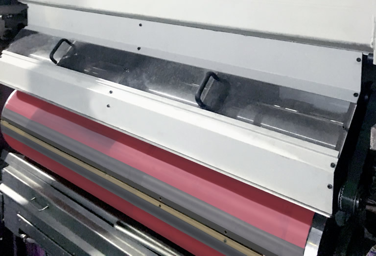 Acorsys realiza el retrofit estandar de Transferencia por vacío en impresoras