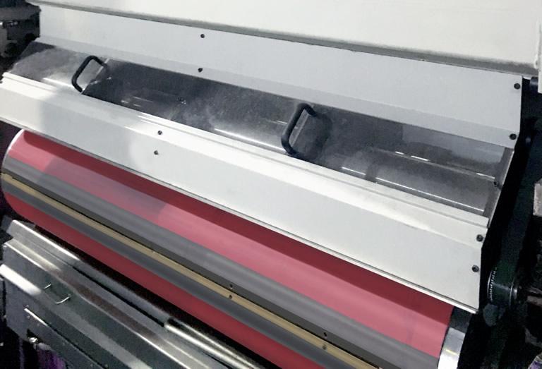 Acorsys performs the standard retrofitvacuum transfer for printers