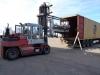 carga en contenedor High Cube